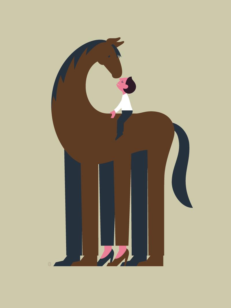 kanner paard